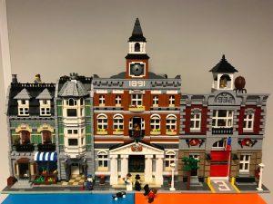 Lego bij XMPL